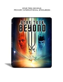 【Amazon.co.jp限定】スター・トレック BEYOND スチール・ブック仕様3Dブルーレイ+ブルーレイ+特典ブルーレイ [Blu-ray]