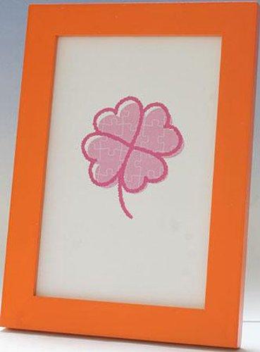 JPプチ専用フレーム オレンジ (10cm×14.7cm)