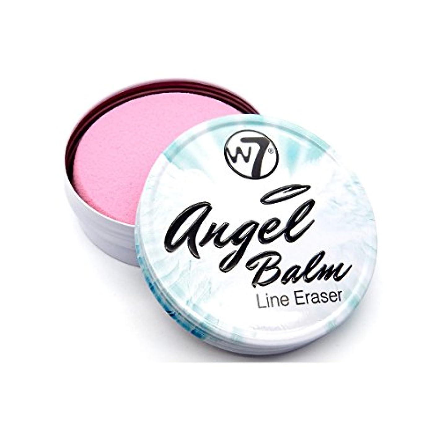 義務づける愛情夕方W7 Angel Balm Line Eraser (並行輸入品)
