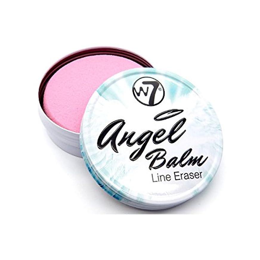 ベギン差別的喜んでW7 Angel Balm Line Eraser (並行輸入品)