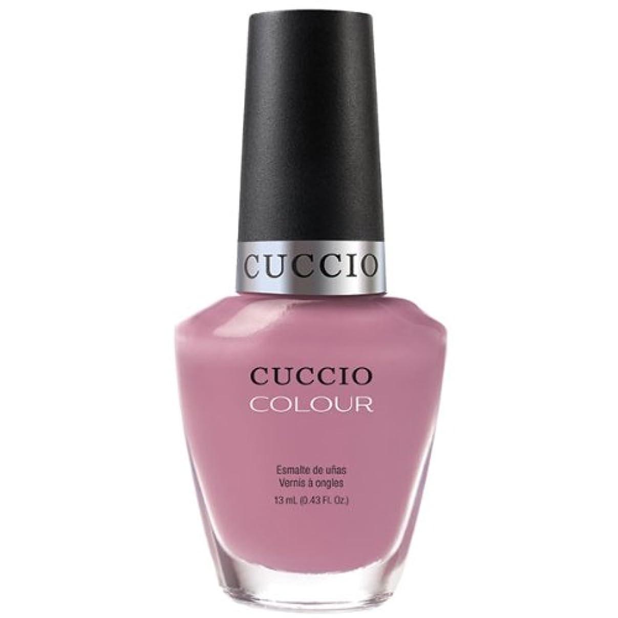 コンペモス割合Cuccio Colour Gloss Lacquer - Bali Bliss - 0.43oz / 13ml