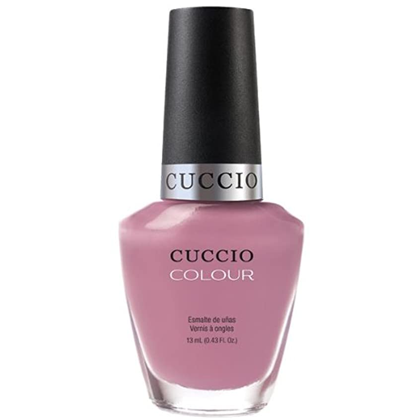 ジョグリンス延期するCuccio Colour Gloss Lacquer - Bali Bliss - 0.43oz / 13ml