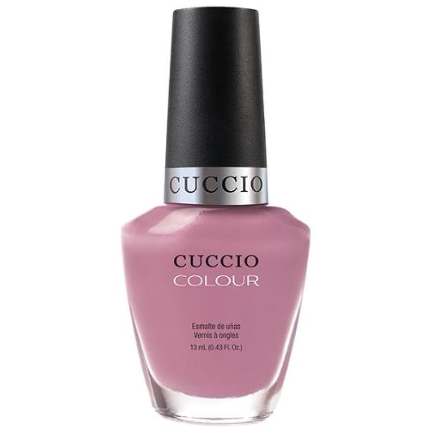 チャネル本土恐怖症Cuccio Colour Gloss Lacquer - Bali Bliss - 0.43oz / 13ml
