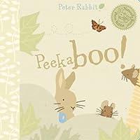 Kids Preferred Peter Rabbit Naturally Better Peekaboo (Board Book) by Kids Preferred [並行輸入品]