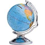 sinsey Globe Savings Box、回転式 - トラベルマネーボックス