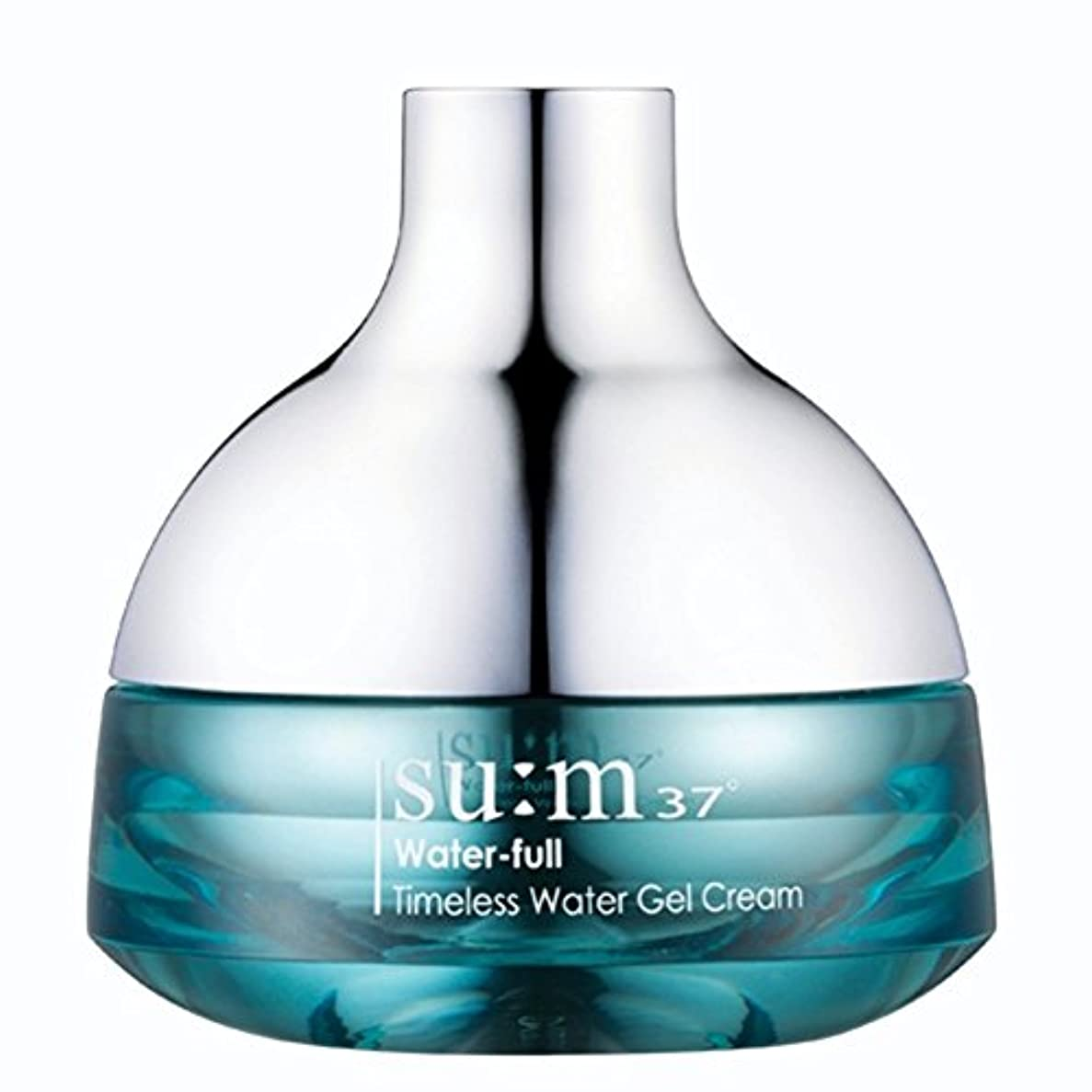 薬用比較的スキルsu:m37/スム37° スム37 ウォーターフルタイムレスウォータージェルクリーム50ml (sum 37ºWater-full Timeless Water Gel Cream 50ml + Special Gift...