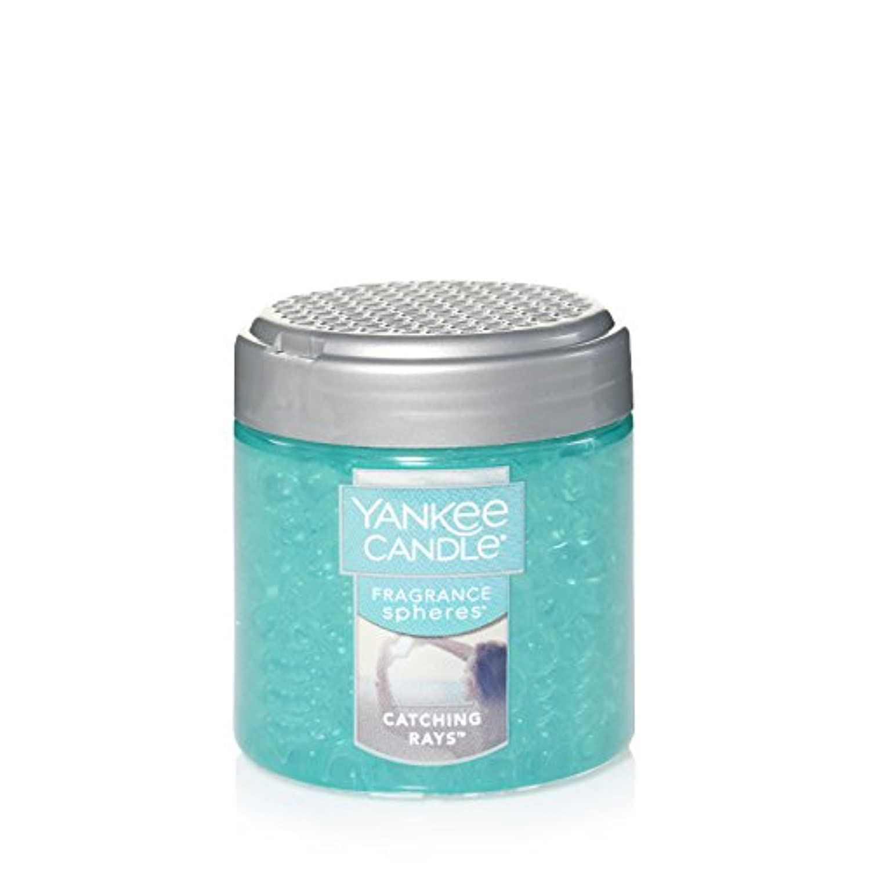 ハグオーバードロー代表する(ヤンキーキャンドル) Yankee Candle Lサイズ ジャーキャンドル Fragrance Spheres 1547233