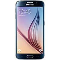 (SIMフリー) Samsung サムスン Galaxy S6 G920F (32GB, ブラック) [並行輸入品]