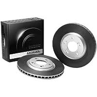 DIXCEL (ディクセル) ブレーキローター【 HD type 】(リア用) ROVER MGF HD0353261S