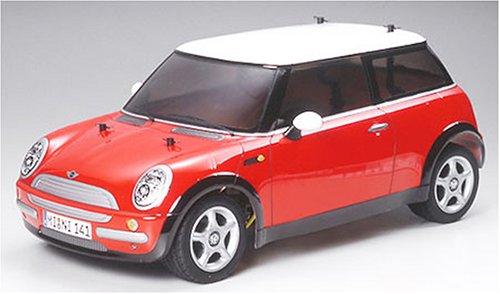 1/10 電動ラジオコントロールカー シリーズ ミニクーパー 2002