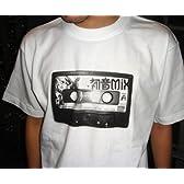 初音ミク 初音ミクミックステープTシャツ ホワイト サイズ:L