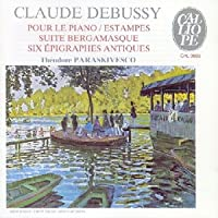 Debussy: Oeuvre Piano Vol.3