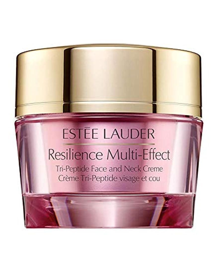 離す即席リラックスしたエスティローダー Resilience Multi-Effect Tri-Peptide Face and Neck Creme SPF 15 - For Normal/Combination Skin 50ml/1.7oz並行輸入品