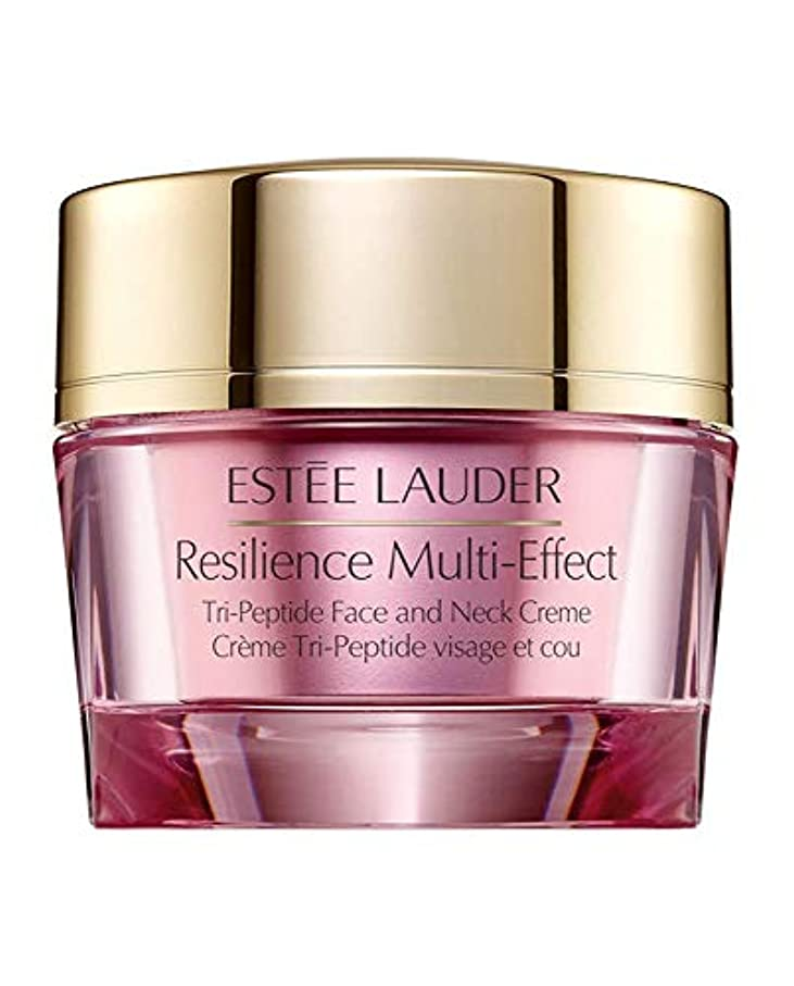 応答異形保全エスティローダー Resilience Multi-Effect Tri-Peptide Face and Neck Creme SPF 15 - For Normal/Combination Skin 50ml/1.7oz...