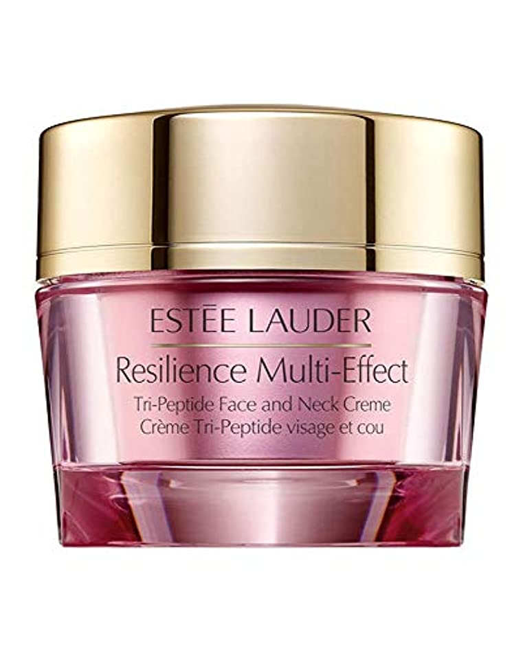 リッチ新しさ食欲エスティローダー Resilience Multi-Effect Tri-Peptide Face and Neck Creme SPF 15 - For Normal/Combination Skin 50ml/1.7oz...