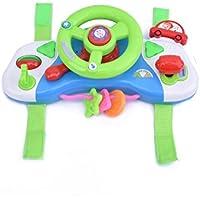 [bbwell]おでかけ ドライブ ハンドル 子供 知育 おもちゃ プレゼント 贈り物 玩具 キャラクター 運転