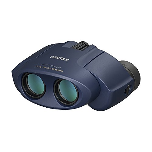 PENTAX 双眼鏡 UP 10×21 ネイビー ポロプリズム 10倍 有効径21mm 61805