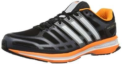 [アディダス] adidas sonic boost D67193 D67193 (ブラック/ランニングホワイト/ソーラーゼスト/29.5)