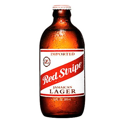 レッド ストライプ 瓶 330ML × 6本