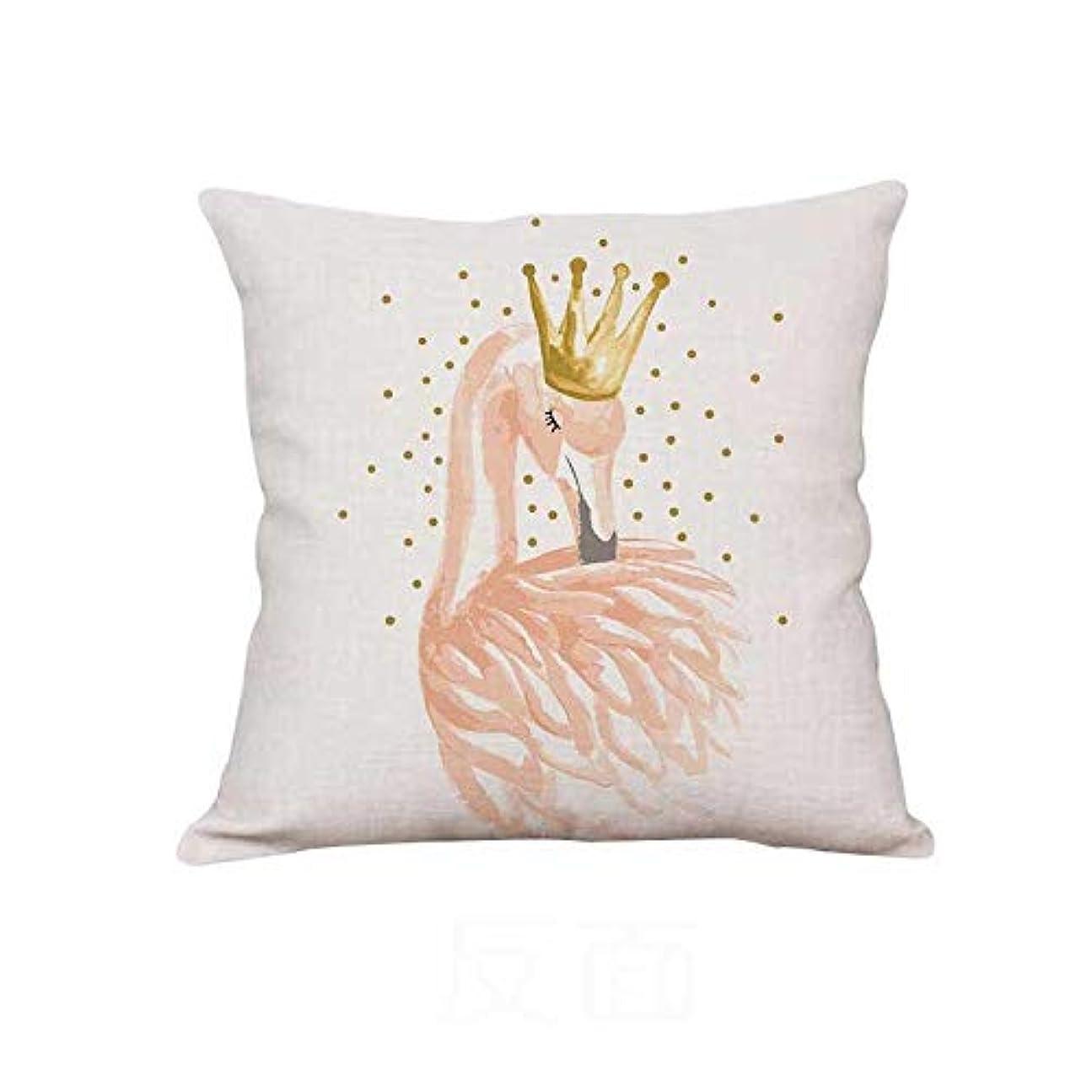 ペイント最初避けられないLIFE 新しいぬいぐるみピンクフラミンゴクッションガチョウの羽風船幾何北欧家の装飾ソファスロー枕用女の子ルーム装飾 クッション 椅子