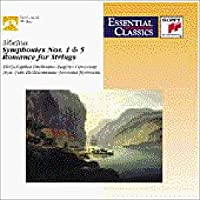 Symphonies 1 & 5 / Romance for Strings