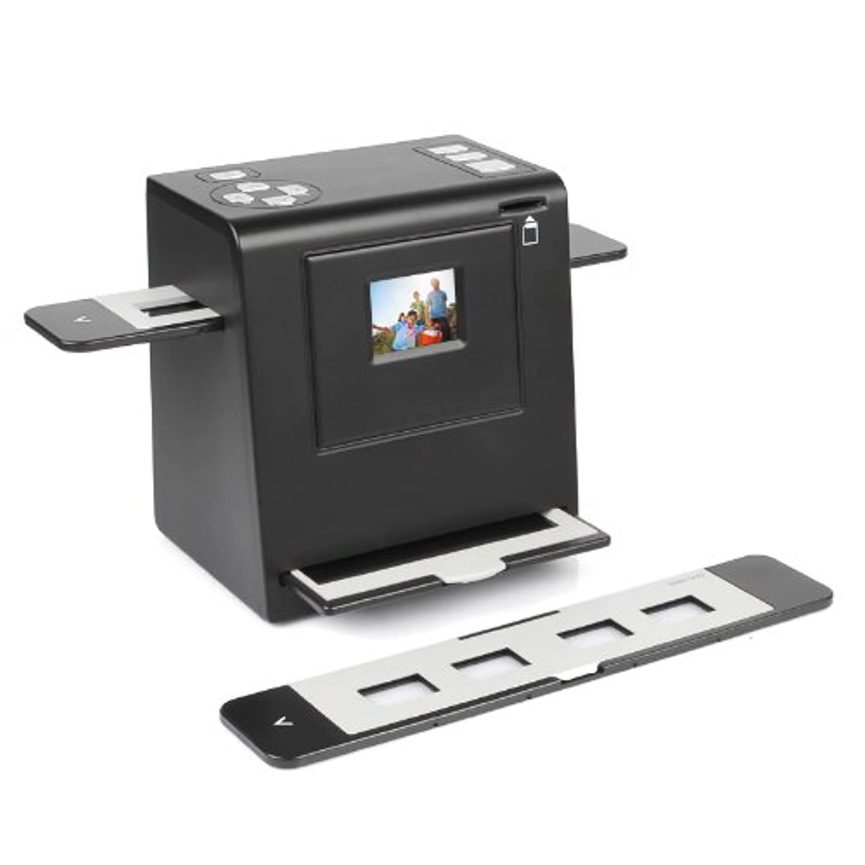 撤退ペルメル貧しいサインソニック フィルムスキャナー NTSC/PAL FS-05 色調補正機能 500万画素