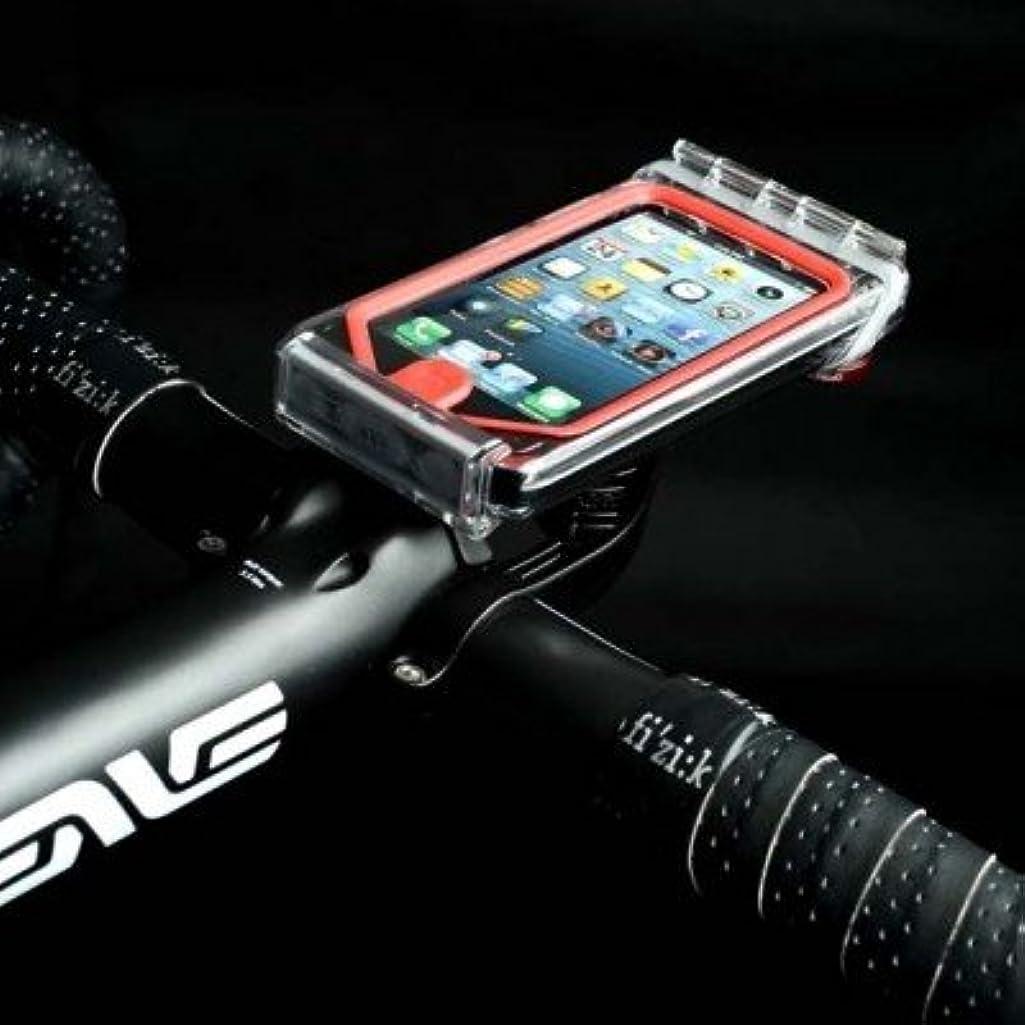 無関心熟達した無関心(テートラブス/TATELABS)(自転車用パーツ)iPhone Bike Mount(アイフォン?バイクマウント) (心拍センサーあり)