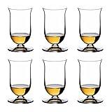 【グラスまとめ買い6個】リーデル (RIEDEL) ヴィノム シングル・モルト・ウイスキー 200ml 6個セット 6416/80