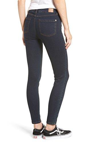 ルーカ ボトムス デニム RVCA Hi Roader High Waist Skinny Jeans Dark Indig [並行輸入品]