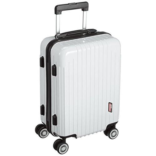 [ディッキーズ] DICKIES ジッパーキャリーケース(スーツケース)Sサイズ 2DK7-50H 01 (ホワイト)