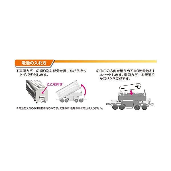 レック N700系新幹線 鉄橋 レールセット ...の紹介画像4