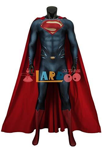 マン・オブ・スティール クラーク・ケント/カル=エル/スーパーマン Man of Steel Superman コスプレ衣装