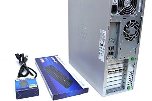 Windows10 64bit 4コア8スレッド HP Z400 WorkStation Xeon W3520(2.66GHz) メモリ4G マルチ Quadro2000 タワー型ワークステーション