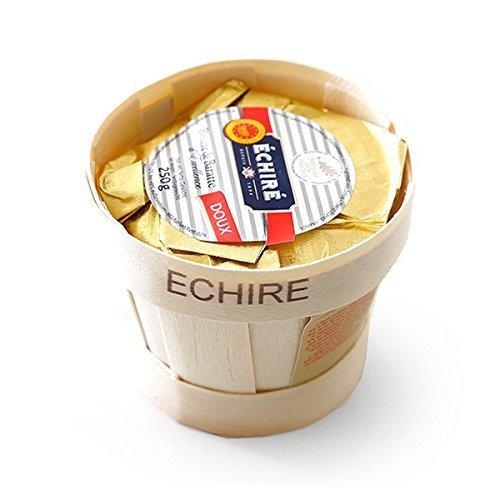 エシレバター 無塩 発酵バター バケツ入り フランス AOP【エシレ 250g×3個セット】