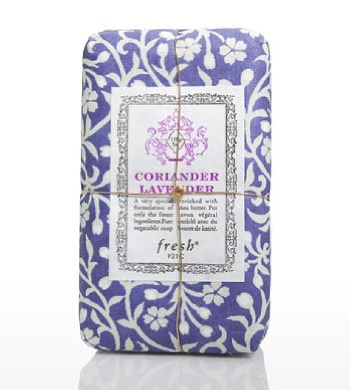 手つかずの連隊検索エンジンマーケティングFresh CORIANDER LAVENDAR SOAP(フレッシュ コリアンダーラベンダー ソープ) 5.0 oz (150gl) 石鹸 by Fresh