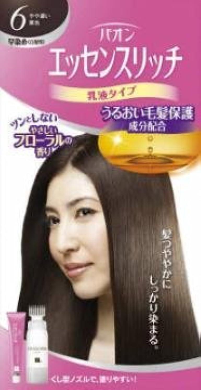 【シュワルツコフヘンケル】パオン エッセンスリッチ 乳液タイプ 6 やや濃い栗色 ×5個セット