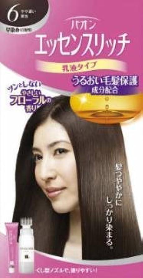 【シュワルツコフヘンケル】パオン エッセンスリッチ 乳液タイプ 6 やや濃い栗色 ×10個セット