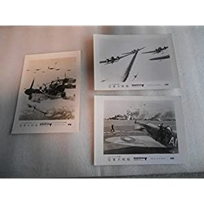 1969年劇場用映画スチール5種セット 空軍大戦略 ガイ・ハミルトン監督