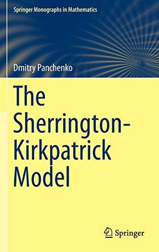 Download The Sherrington-Kirkpatrick Model (Springer Monographs in Mathematics) 1461462886