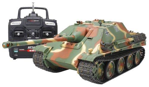 1/16 電動RCタンクシリーズ No.23 ドイツ駆逐戦車 ヤークトパンサー(後期型) フルオペレーションセット