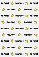 aofoto 3x 5ft Hollywood Stars BackdropムービーCatwalksステージパーティーデコレーション写真背景Cine Film ShowブースAwardムービーCeremony CelebrityイベントPremiereアクティビティバナーフォトスタジオ小道具