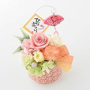 花由 プリザーブドフラワー パレット ひな祭り...の関連商品4