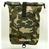 DEGNER(デグナー) 3ウェイレインバッグ ポリエステル・PVC 44x26x11cm カモフラージュ NB-45