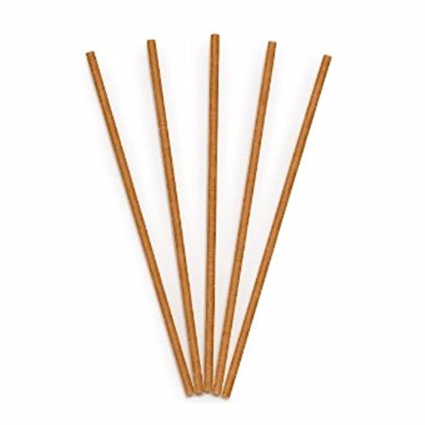知覚するぎこちない荒野PartyLite Fragrance Sticks オレンジ FS716
