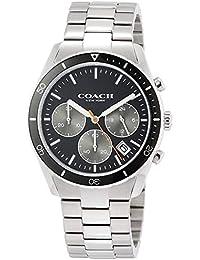 more photos d0599 5b6d4 Amazon.co.jp: COACH(コーチ) - メンズ腕時計: 腕時計
