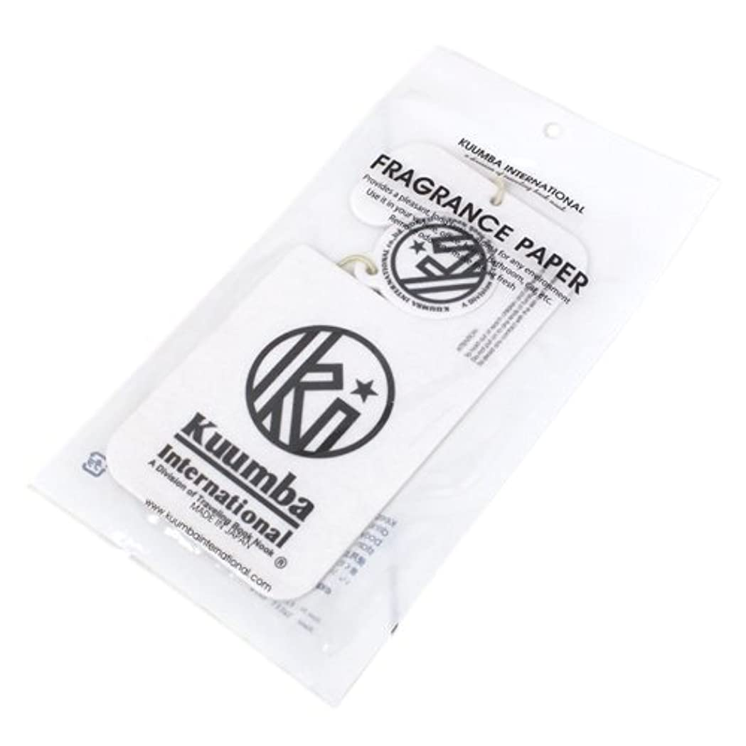 風心配する小説KUUMBA (クンバ)『Paper Freshener』(Acquolina) (ONE SIZE)