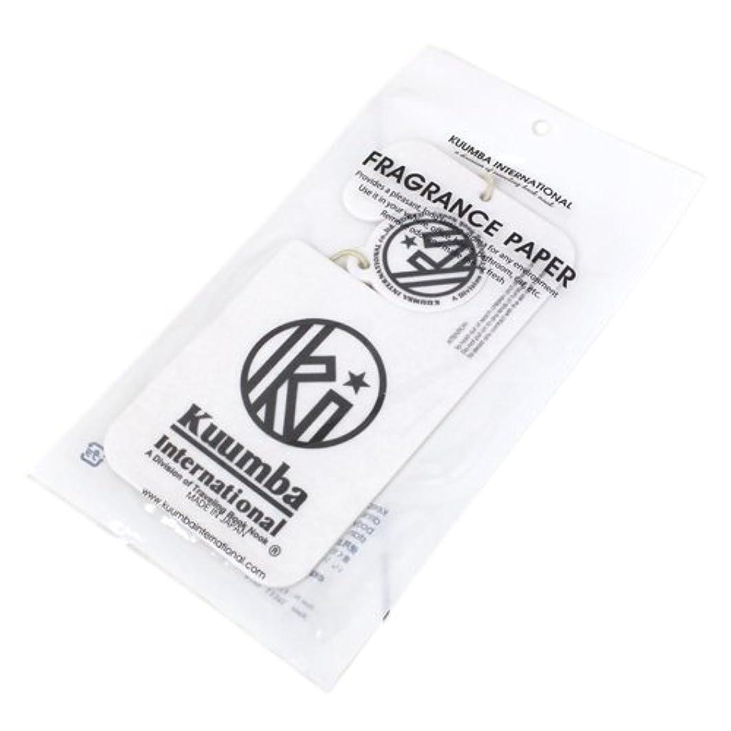 生きる謎乱すKUUMBA (クンバ)『Paper Freshener』(Acquolina) (ONE SIZE)