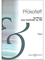 Sergei Prokofiev: 6 Pieces De Cendrillon Op. 102. For ピアノ