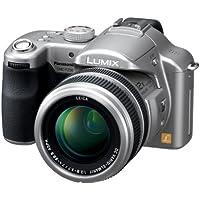 パナソニック デジタルカメラ LUMIX FZ50 チタンシルバー DMC-FZ50-S