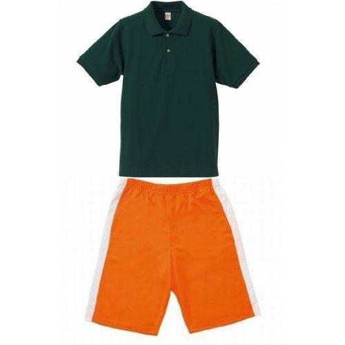 スポーツウェア上下 ポロシャツ(ユナイテッドアスレ)+ハーフ...